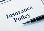 Auto glass insurance claim